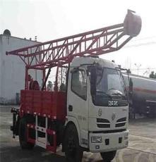 国五东风DPP-100-3G百米工程地质勘察汽车钻机车