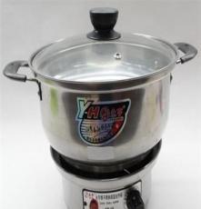 方便實用不銹鋼分體電熱鍋 多用鍋(18-28cm) 不銹鋼多功能