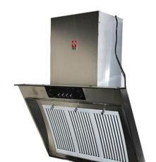 供應 櫻花歐式側吸按鍵式油煙機批發 不銹鋼機身 抽油煙機