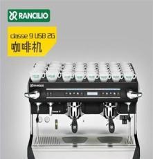 上海品牌A2雙頭專業半自動咖啡機售賣價格
