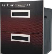 供應家用消毒碗柜 嵌入式消毒柜 廠家直銷
