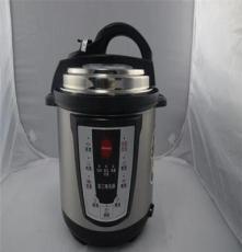 廠家直銷 熱銷禮品金三角電壓力鍋 操作簡單 6L電腦電壓力鍋