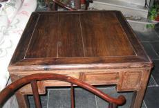 红木半月桌哪里迅速快速拍卖