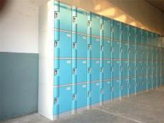 供应德州食品厂塑料储物柜订做