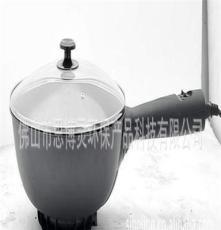 2013最新產品上市氣電兩用電炒鍋(電熱.明火多用炒鍋)