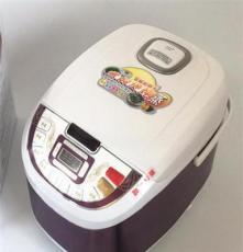 廠家直銷 智能家電 5升電飯鍋 家用豪華方煲 多功能電飯煲