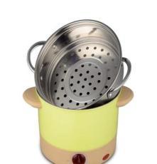 廠家直銷 供應容聲電煮鍋 迷你多功能電火鍋鍋 多功能電熱鍋批發