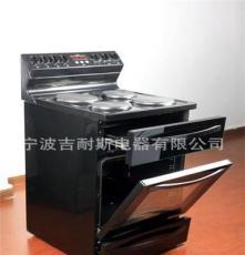 吉耐斯正品 澳洲认证SAA 连体烤箱灶 硬炉头灶 电烤箱灶