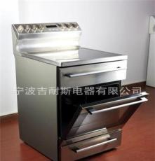 正品特价 澳洲认证SAA 连体烤箱灶 微晶玻璃 电烤箱灶 一体灶