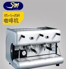 供应圣马可商用双头半自动咖啡机开店优选设备