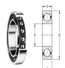 FAFNIR轴承2MM208WI 现货供应FAFNIR轴承代理商