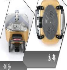 混批 星箭 第八代韩式多用锅/电火锅 带不锈钢蒸片 30cm