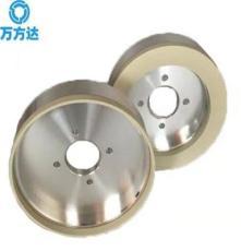 萬方達超硬 定制 杯型陶瓷金剛石砂輪 磨 PCD PCBN刀具砂輪