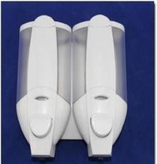 賓館皂液器/皂液盒/沐浴露盒手動給皂器正品防漏液設計