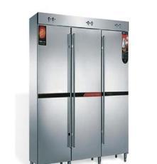热风循环高温高效消毒柜_澳得嵌入式多头电磁炉