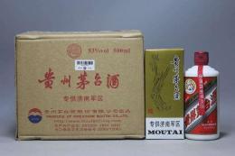 綏化2008年部隊茅臺酒回收值多少錢