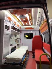 寧德長途跨省120救護車出租多少米