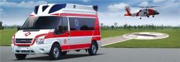濟南長途120救護車出租網上預約