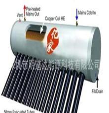 億家能家用天使系列太陽能熱水器
