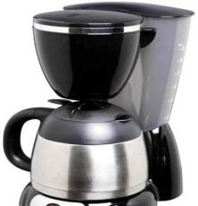 小額批發出口美式保溫咖啡機1.0L
