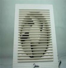 美的ASB25-H1換氣扇/排氣扇 廚房雙向聯動系列豪華換氣扇