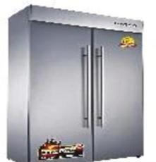 不锈钢双门消毒柜 商用消毒柜 双门高温消毒柜 消毒柜