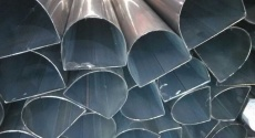 半圆d型管产品-D型半圆管厂家