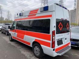 漯河私人120救护车出租请来电