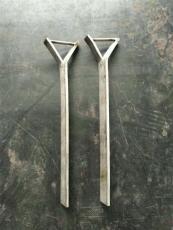 耐热钢抓钉--常用规格表