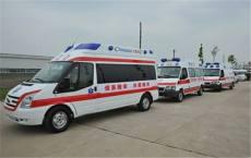 莱芜长途跨省120救护车出租全程保障