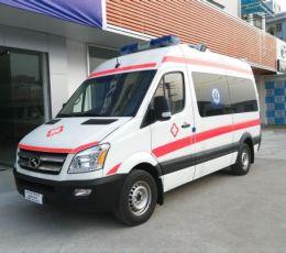 阜新市跨省救护车出租救护车转运价格