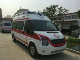 雅安市私人120救护车出租救护车转运价格