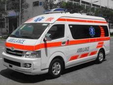 贵港市救护车长途转运救护车收费标准