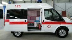 舟山市120救护车出租救护车收费标准