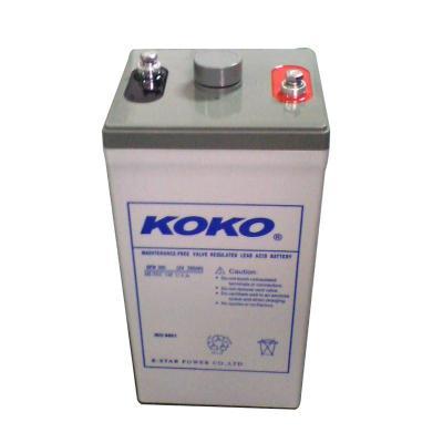KOKO阀控式蓄电池6GFM24 12V24AH产品特征