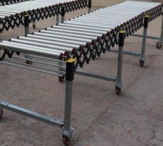 无动力伸缩滚筒输送机生产商认准优耐德科技