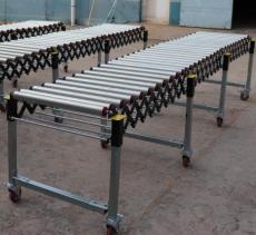 定制无动力伸缩滚筒输送机来专业厂家