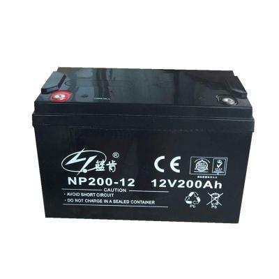 藍肯免維護蓄電池NP55-12 12V55AH儲能應用