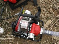 加拿大WICK250背负森林消防泵 高压接力水泵