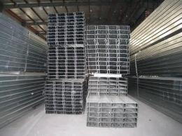 昆明鋼結構6米的跨度要用什么型號的C型鋼