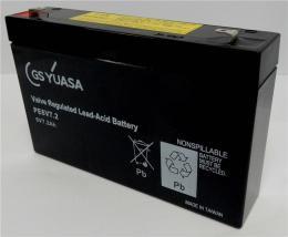 GSYUASA蓄電池NPH12-12 12V12AH儀器儀表