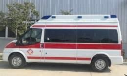 台州长途救护车出租安全可靠