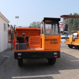 葫芦岛矿用四轮自卸车湿式制动配置