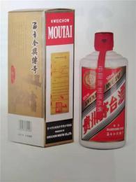 一个50年茅台空瓶回收一套多少钱是多少钱
