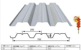 楼承板生产厂家昆明价格多少钱一平方