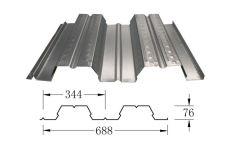 昆明0.8mm楼承板价格 1.0mm压型钢板厂家
