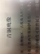 來圖定做304耐腐蝕不銹鋼盲文