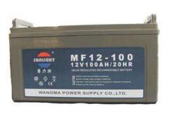 賽力特閥控鉛酸蓄電池MF12-24 12V24AH/20HR