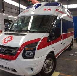 晉城救護車出租歡迎預約