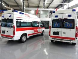 赤峰救護車出租品質優良